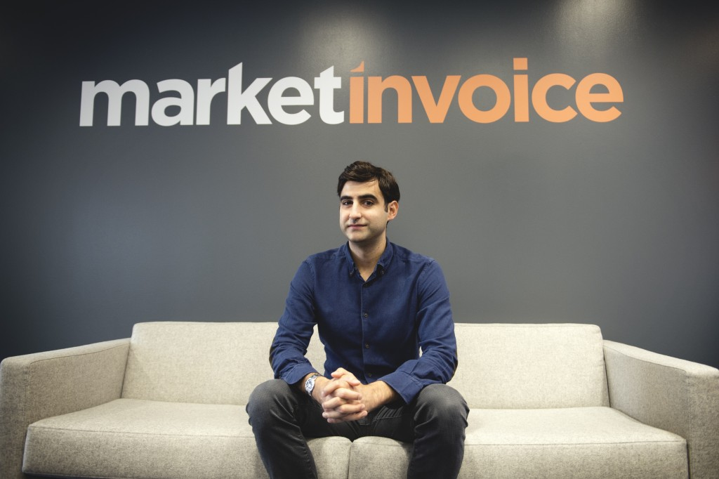 MarketInvoice London Fintech Podcast