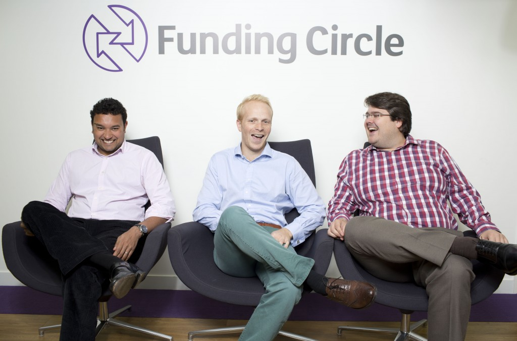 Co-founders Samir, James and Andrew